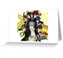 Persona 4 : The Golden Greeting Card