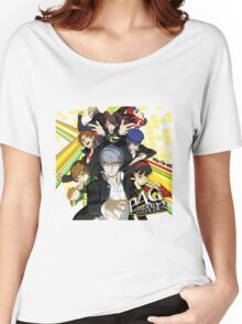 Persona 4 : The Golden Women's Relaxed Fit T-Shirt