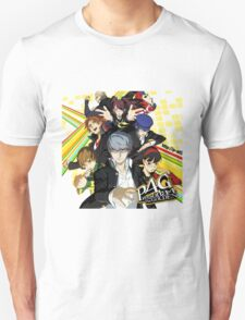 Persona 4 : The Golden T-Shirt