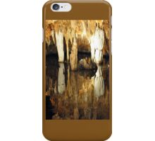 Stalactite Reflection iPhone Case/Skin