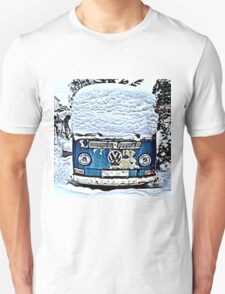 Snow top Christmas Unisex T-Shirt