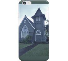 Island Church iPhone Case/Skin