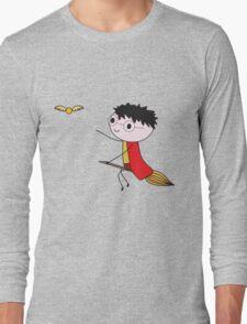 Harry Potter Quidditch Long Sleeve T-Shirt