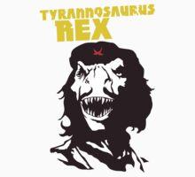 Tyrannosaurus by futbolko