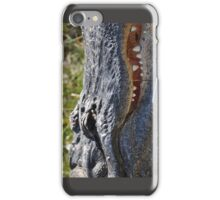 Aligator Teeth iPhone Case/Skin