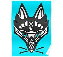 Fox shaman Poster
