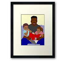 Daddy's Bundles Framed Print