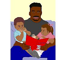 Daddy's Bundles Photographic Print