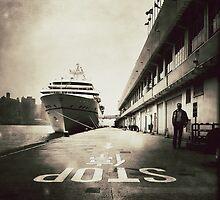Ocean Terminal, Hong Kong by Cara Gallardo Weil