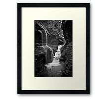 Heavenly Tones Framed Print