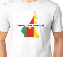 made in cameroon Unisex T-Shirt