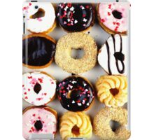 Box of donuts iPad Case/Skin