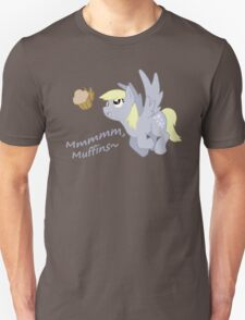 Derpy Hooves-Muffins~ Unisex T-Shirt