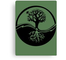 Celtic Tree. Canvas Print