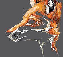 Fox by Tegan  Crocker