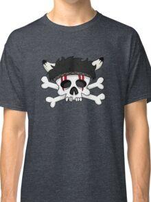 indian skull horns Classic T-Shirt