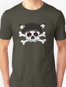 indian skull horns T-Shirt