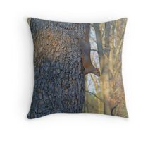 Alone At Last Throw Pillow