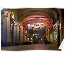 Caffe Torino Ristorante - Turin, Italy Poster