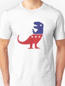 T-Rex Political Logo T-Shirt