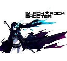 Black Rock Shooter V2 Photographic Print