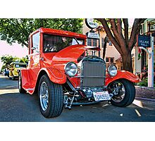 Ford Model A Photographic Print