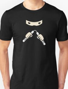 Ninja In The Shadow T-Shirt