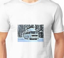 Snow toppped Unisex T-Shirt