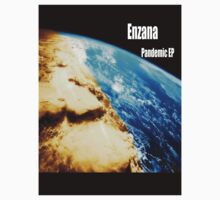 "Enzana ""Pandemic"" Album Cover by Enzana"