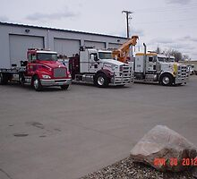 Tow Truck Recovery Dickinson ND by East End Auto And Truck Parts, Inc