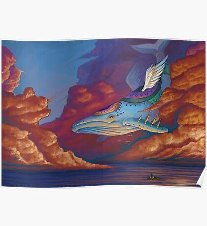 Zelda- Wind Fish Poster