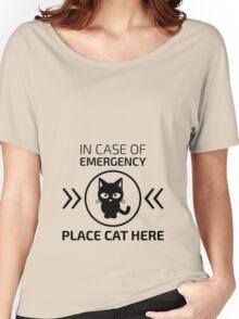 Emergency cat Women's Relaxed Fit T-Shirt