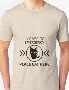 Emergency cat T-Shirt
