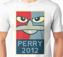 Perry the Platypus for President 2012 Unisex T-Shirt