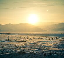 I see slope sunset by UniSoul