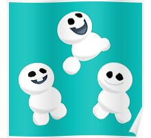 Snowgie Love Poster