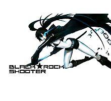 Black Rock Shooter V5 Photographic Print
