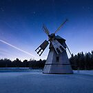 Night Mill by Mikko Lagerstedt