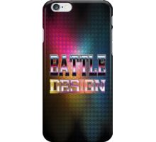 Battle Design iPhone Case/Skin