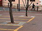 About parking, walkways and nature by awefaul