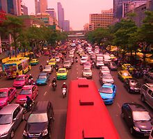Symmetrical Siam by Thet Htut