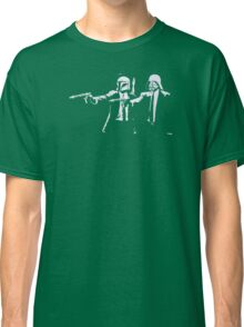 Cartoon Pulp Movie Fiction Parody Classic T-Shirt