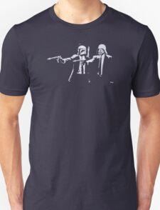 Cartoon Pulp Movie Fiction Parody T-Shirt