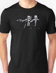 Cartoon Pulp Movie Fiction Parody T-Shirt