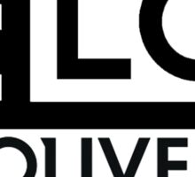 DJ Oliver Heldens HI-LO Design Official Products!  Sticker