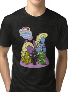 My Little Thonies Tri-blend T-Shirt