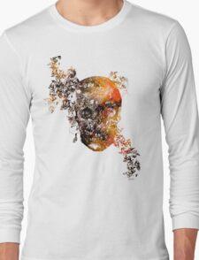 skull crystallisation Long Sleeve T-Shirt