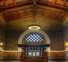 Union Station Information by jswolfphoto