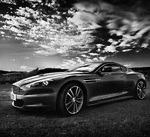 Aston Martin DBS - Mono by ademcfade