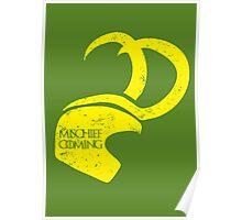 Mischief is Coming Poster